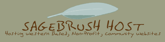 Sage Brush Host
